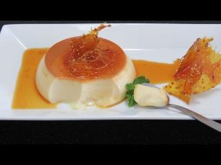 ☀ФЛАН или КРЕМ-КАРАМЕЛЬ☀ в пароварке испанская французская кухня ☀ Flan creme caramel
