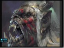 China Digital Painting - Painting Texture convey - Artist Wei Feng - Part 3-3