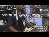 Robert Randolph having fun with the Sonuus G2M pitch-to-MIDI converter