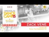 GREEK SALAD Dance Camp'15. Zack Venegas Leikeli47 - Fck The Summer Up