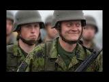 Военный парад в честь дня независимости с комментариями начальника пожарной службы Эстонии