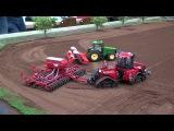 Машины и трактора на радиоуправлении в работе