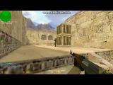 Voron come back Ak vs 3 awp de_dust 2x2 cs 1.6
