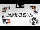 Join us for Monstercat Podcast Ep. 100 - live.monstercat