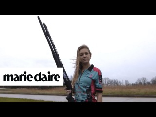 Inside the Life of 16-Year-Old Shooter Katie Francis | Women and Guns