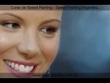 п\Speed Painting Jlorka - Kate Beckinsale Portrait - Extreme Photorealism\441