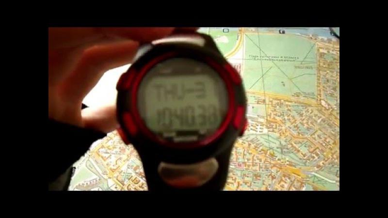 Часы с пульсомером и шагомером Strapless Heart Rate Monitor with Pedometer