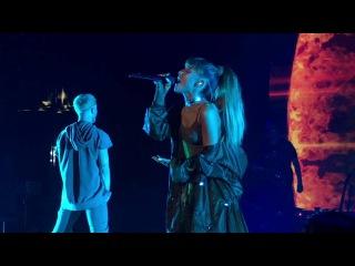 Ariana grande love at billboard hot 100 jones beach 8/20/16 full front row HD