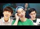Реакция корейских парней на клип: