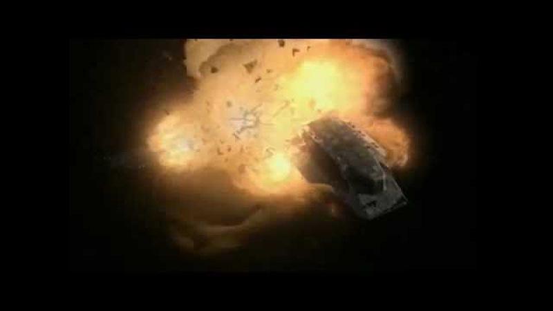 Stargate-Звёздные врата (космические битвы-Space Battle)