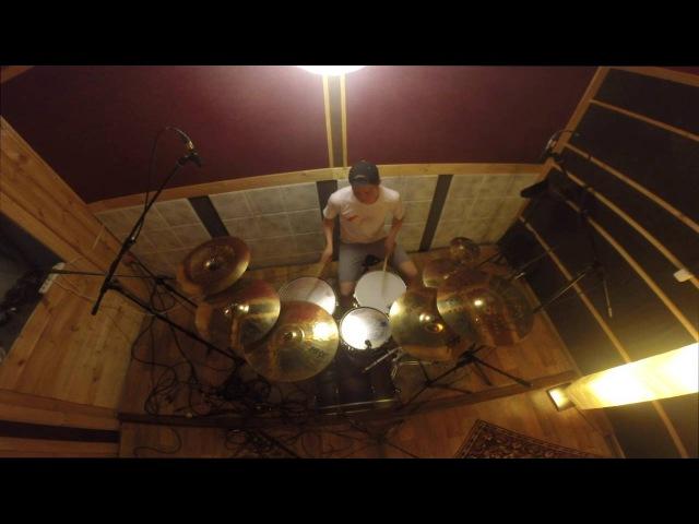 Anatoly Rybakov - Karnivool - Cote - Drum Cover
