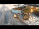 Универсальный трактор для личного подворья ЛИПАКО
