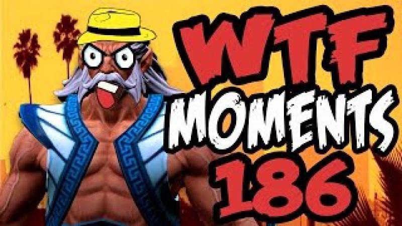 Dota 2 WTF Moments 186