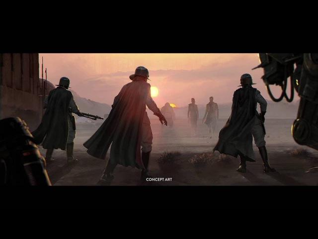 Star Wars by Visceral Games (In-Game Footage) Podkorka