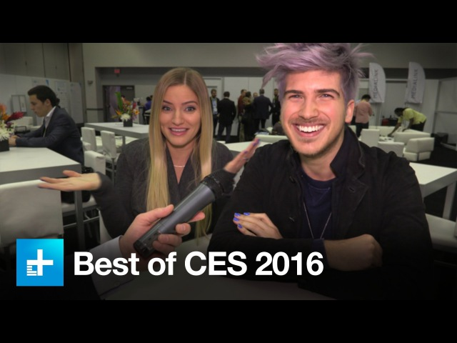 Interview: iJustine and Joey Graceffa talk tech, branding, and killer content