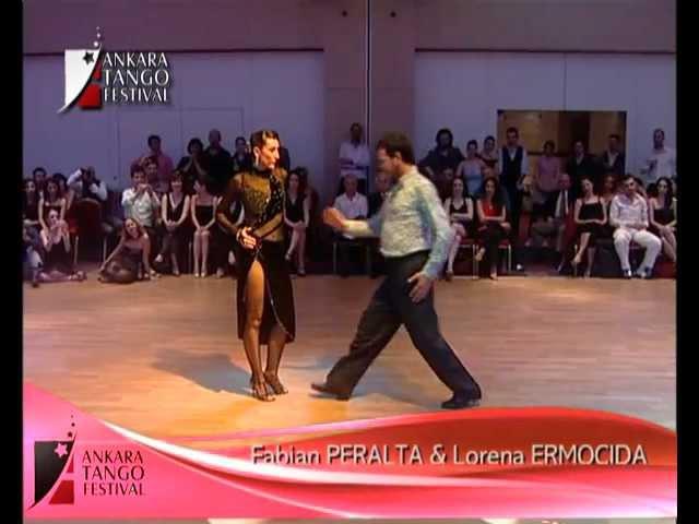 Fabian Peralta y Lorena Ermocida-El Adios
