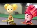 Фиксики - Говорящая кукла - мультфильм - Все серии подряд, в альбоме группы