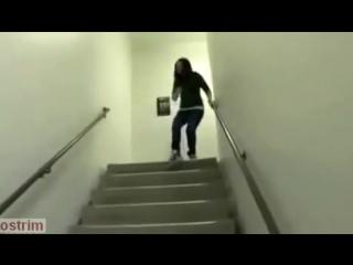 Что это за лестница такая?
