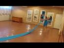солистка театра танцаАрабески - Сагдетдинова Элеонора, современная хореография Печаль моя светла