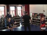 Регина 2015 12 26 Кубок Москвы по Тайскому Боксу