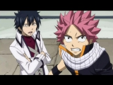 Fairy Tail /Хвост Феи 166 серия 1 сезон [Ancord] HDTV
