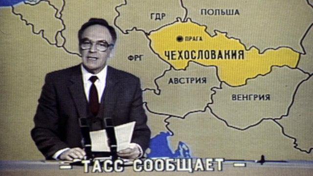 Интервью легендарного диктора программы «Время» Игоря Кириллова
