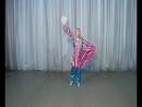 Танцует Дарья Дмитриева в БГФ