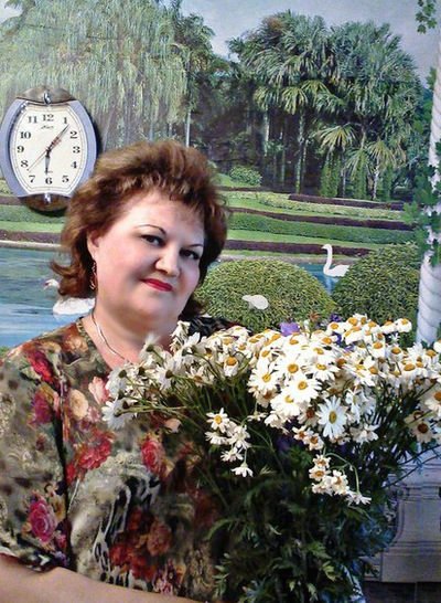 Зинаида Дегтярева