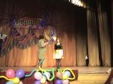 первое выступление дочери)))) моя молодец!!!!)))