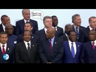 Президент США Барак Обама игнорирует своего украинского коллегу Петра Порошенко
