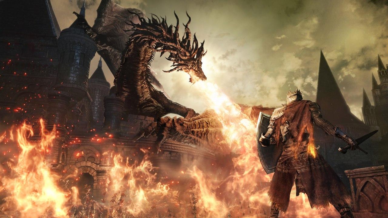 Dark Souls III Deluxe Edition (2016) PC [Repack] скачать торрент
