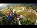 Полет с горы Гемба Боржава Карпаты 03 09 2016 GOPR4141