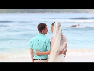 Остров сейшелы - свадебный фотограф / seychelles island - wedding photographer