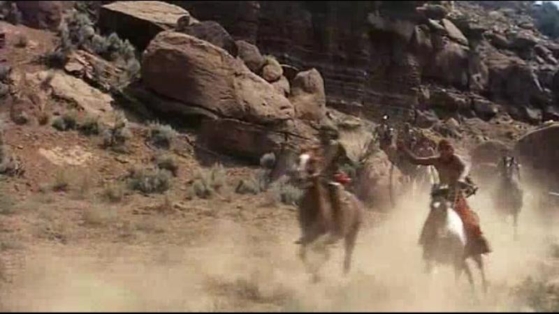Нападение апачей на караван (Бойня в Драгун-Веллс)