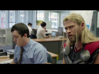 Civil War: Team Thor  See what Thor was up to during Captain America: Civil War