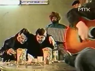 Лесоповал 90-х. Редкая запись 1995 г. ♫ Руслан КАЗАНЦЕВ ♫