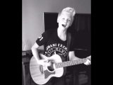 Calvin Harris - How Deep Is Your Love cover by Carson Lueders