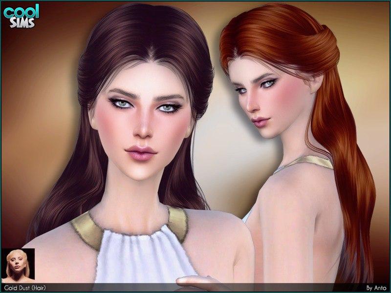 Прическа от Anto (18 расцветок)