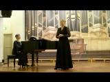 13. Светлана Перевалова - Венецианская ночь (Глинка)