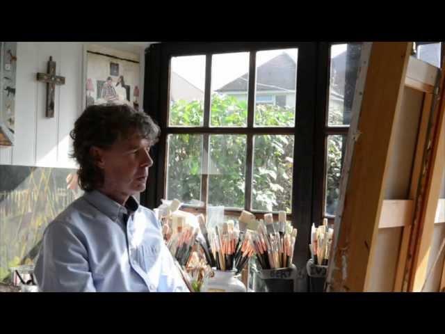 Gary Bunt Painter Poet