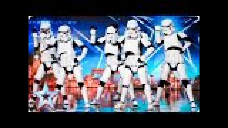 Boogie Storm make Simon's dream come true! | Auditions Week 5 | Britain's Got Talent 2016