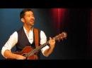 Emmanuel Moire - Chanson inédite à la guitare + refrain Mon Essentiel - Lyon, 13 décembre 2013