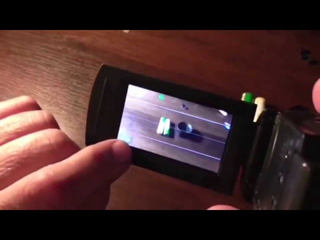 Обзор Видеокамера Panasonic HDV Flash HC V260 Black