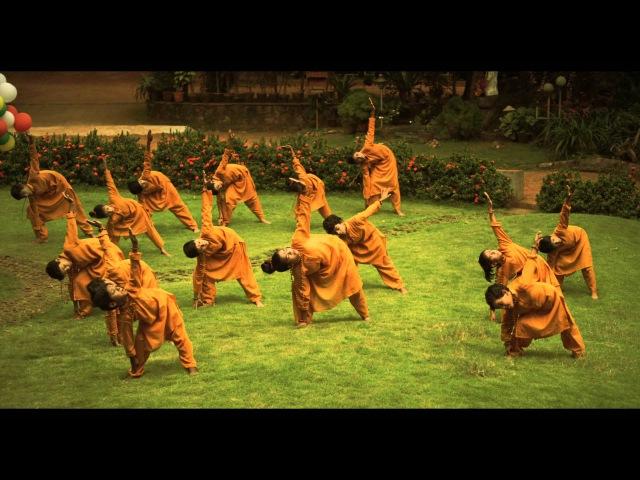 St. Johns School Trivandrum India Yoga - Children Beyond music