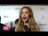 Джиджи на церемонии «Daily Front Row's Fashion Awards» | 20 марта, Лос-Анджелес.