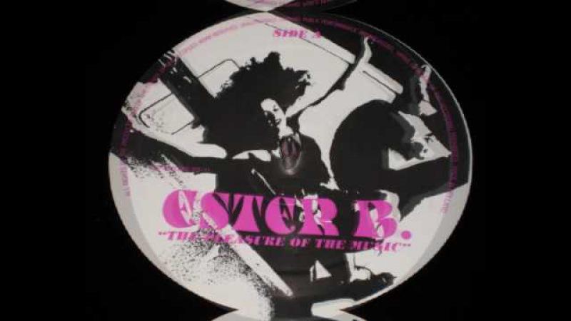 Ester B The Pleasure Of The Music