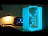 Аквариум с живыми медузами Pulse 80 стал еще совершеннее в новом дизайне!