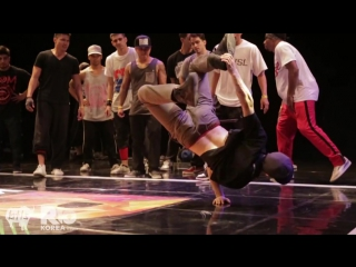 Massive Monkees vs Jinjo Crew - R16 BBOY Battle 2012 - YAK FILMS