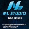 ML-STUDIO Разработка и продвижение сайтов