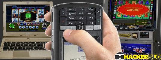 Игровые автоматы взлом с помощью сотового телефона играть бесплатно эмуляторы игровой автоматы
